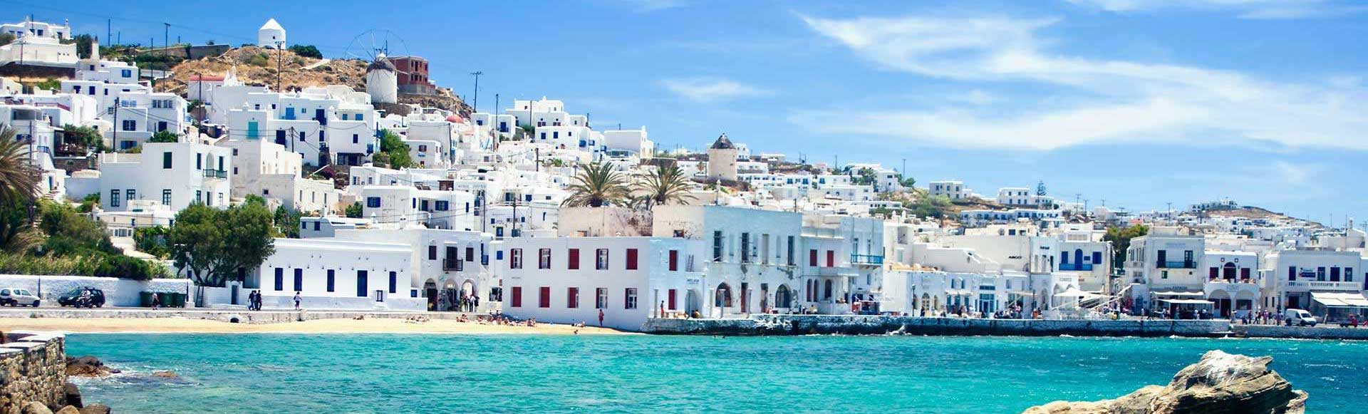 Yacht charter Cyclades Islands, Greece