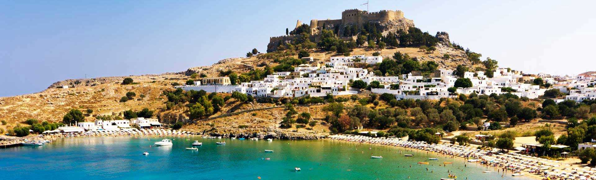 Yacht rental Dodecanese Islands, Greece