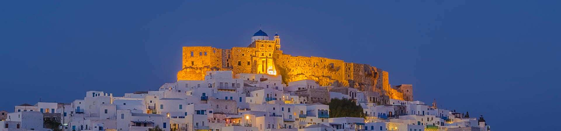 Astipalaia Island, Greece