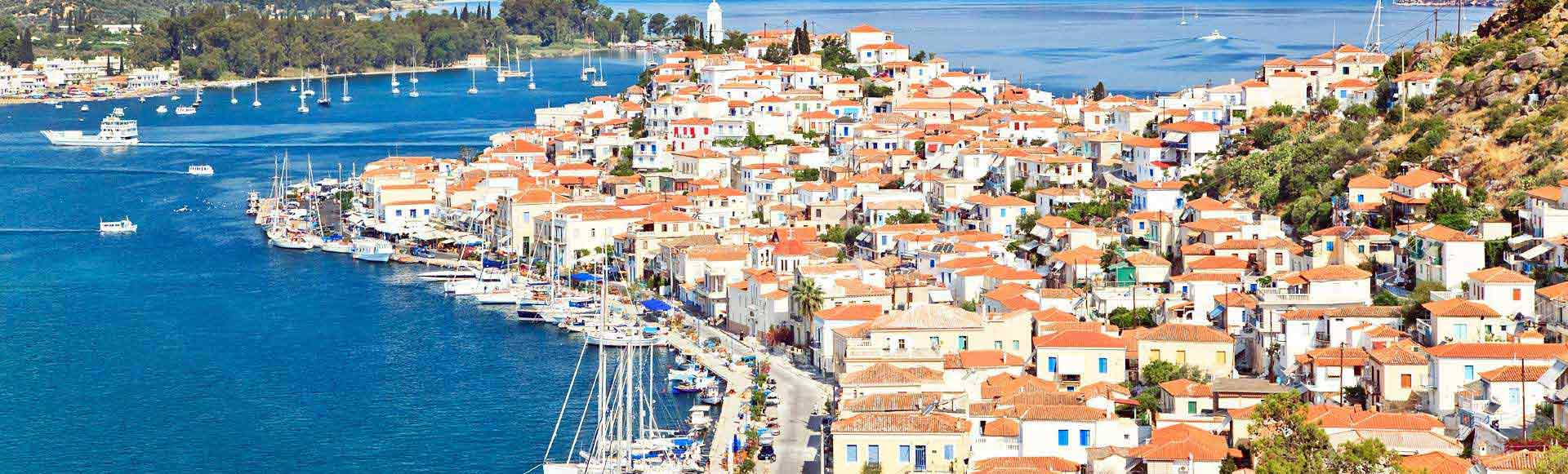 Yacht Rental in Athens and Saronic gulf, Greece