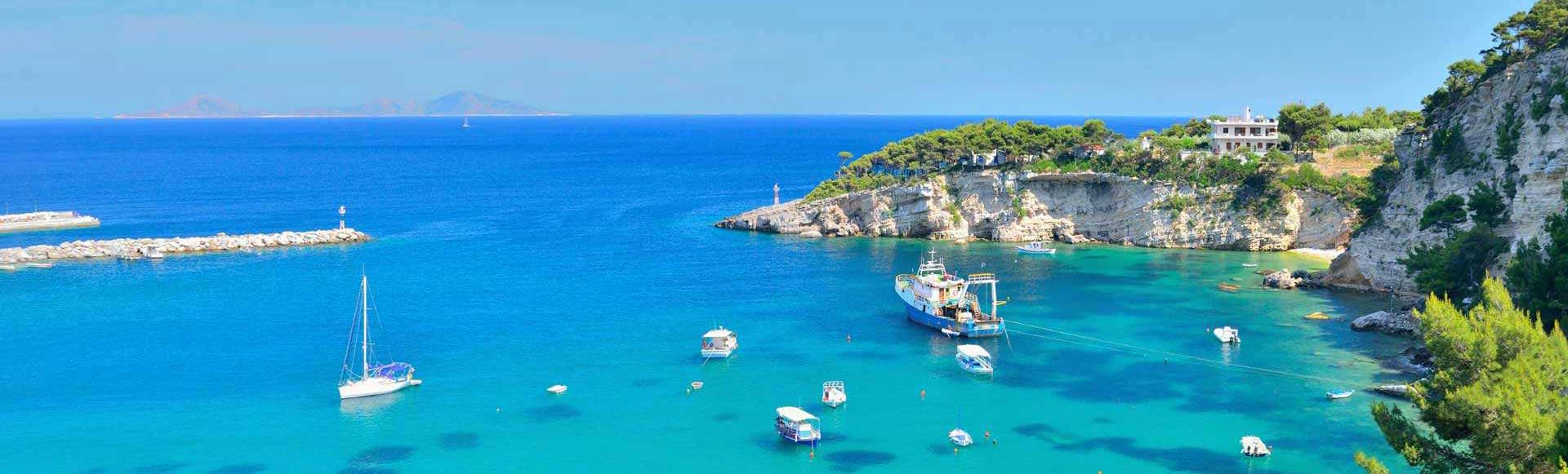 Yacht Charter Sporades | Northern Sporades Islands, Greece