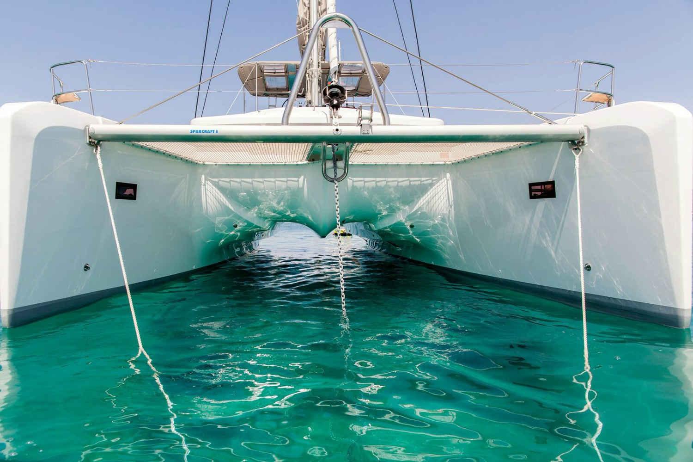 Catamaran charter in greece lagoon 52 for By the cabin catamaran charters