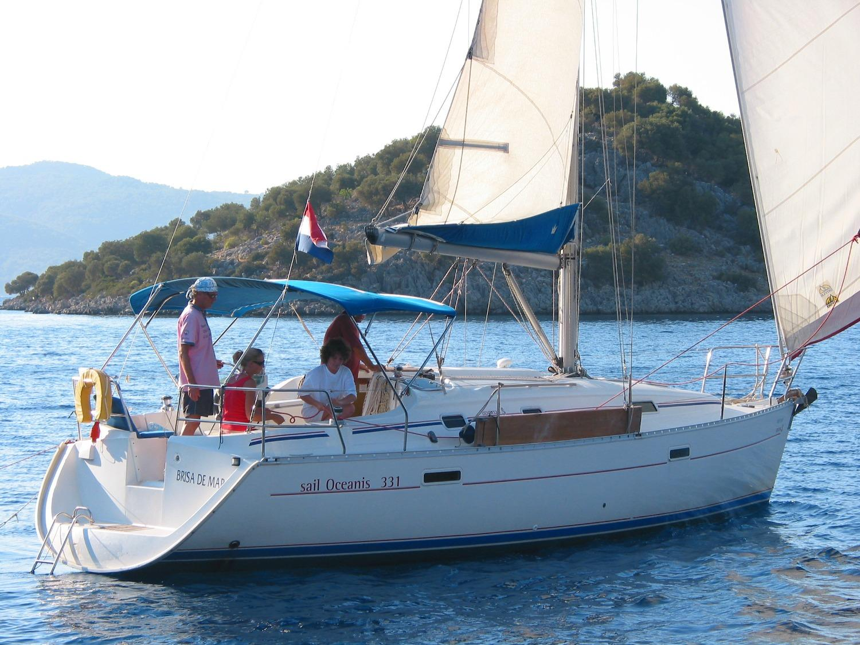 Bareboat Charter In Greece Oceanis 331