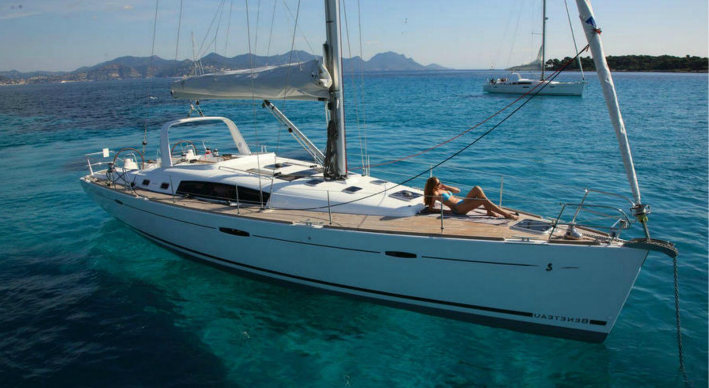 Boat S Model Details Oceanis 50